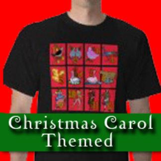 Christmas Carol Tshirts