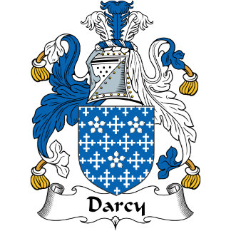 Darcy Coat of Arms