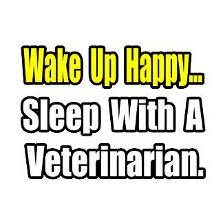 Sleep With A Veterinarian