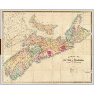 Mackinlay's map of the Province of Nova Scotia 3