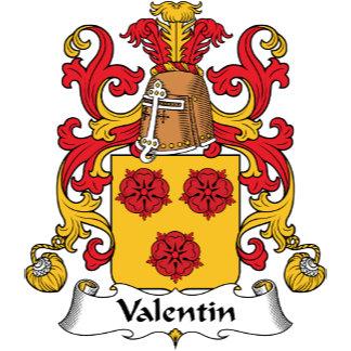 Valentin Family Crest
