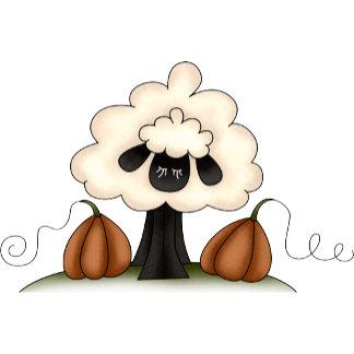 Sheep & Pumpkins
