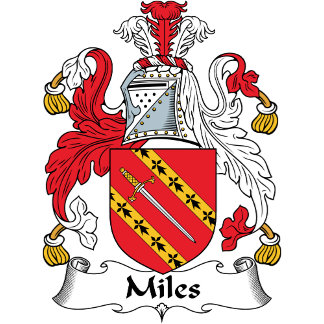 Miles Coat of Arms