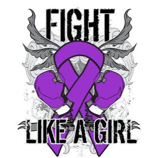 Epilepsy Ultra Fight Like A Girl