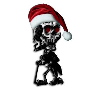 Christmas Skeleton