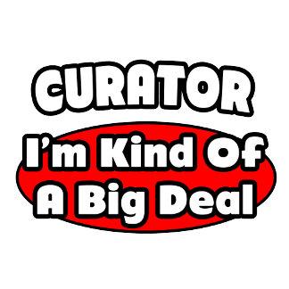 Curator ... Big Deal