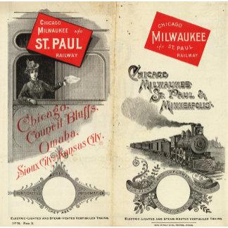 Chicago Milwaukee and St Paul Railway