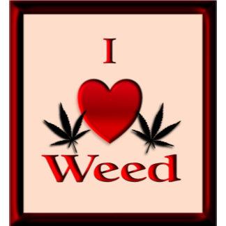 I Heart Weed
