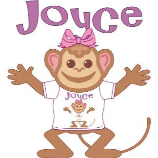 Little Monkey Joyce