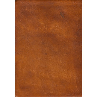 Faux Brown Leather Texture