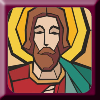 JESUS CHRIST MODERN ART