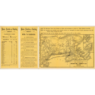 International Steamship Routes, Nova Scotia