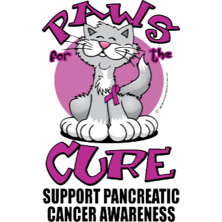 Paws for the Cure Cat Pancreatic Cancer