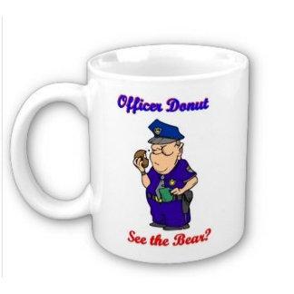 police Officer Donut