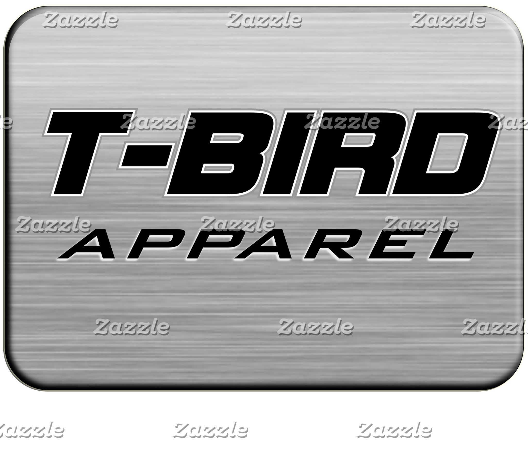 Ford Thunderbird Apparel