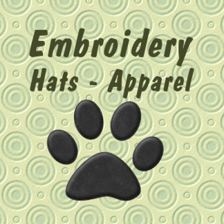 1. EMBROIDERED PETS