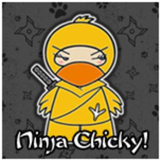 NINJA CHICKY!