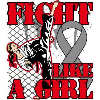 Brain Tumor Fight Like A Girl Kick