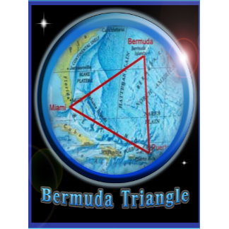 Bermuda triangle time warp