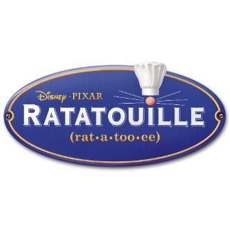 Ratatouille Movie Logo