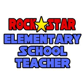 Rock Star Elementary School Teacher