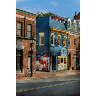City - Alexandria, VA - King Street Blues