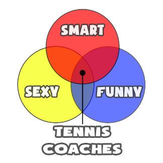 Venn Diagram .. Tennis Coaches