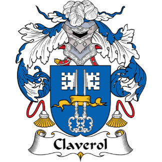Claverol Family Crest