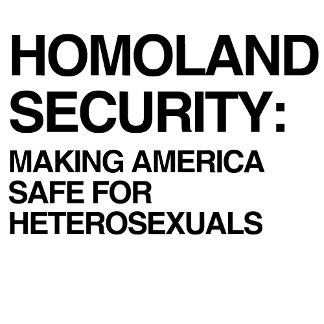 HOMOLAND SECURITY