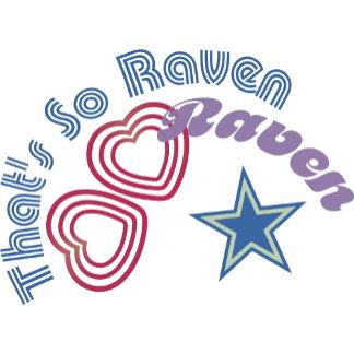 That's So Raven Heart Logo