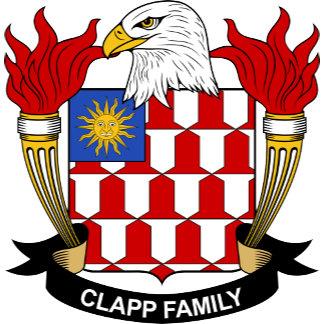 Clapp Coat of Arms