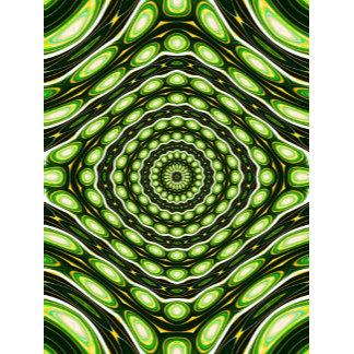 Alien Eggs Vortex Tornado green