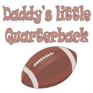 Daddys Little Quarterback