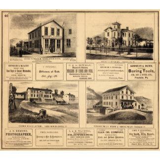 Buildings, Oil City, Franklin, Tarr Farm