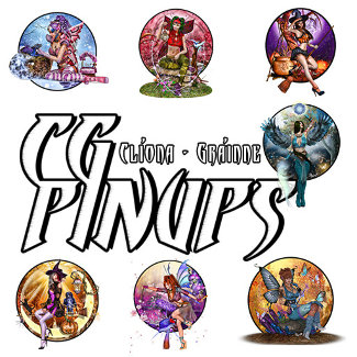 Cliona Grainne Pinups (CGPinups)