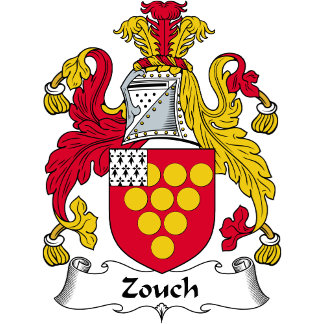 Zouch Family Crest