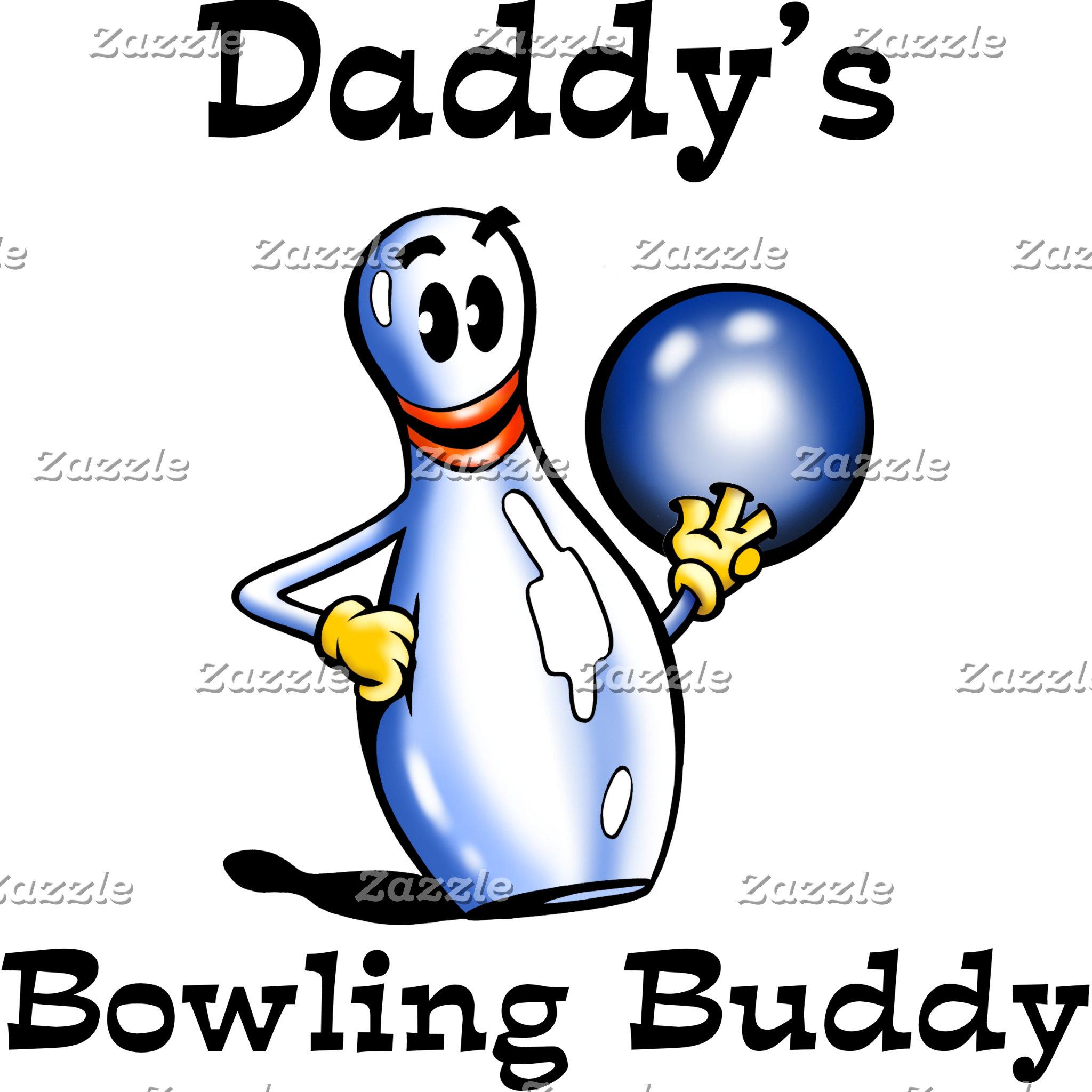 Daddy's Bowling Buddy