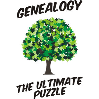 Genealogy - The Ultimate Puzzle