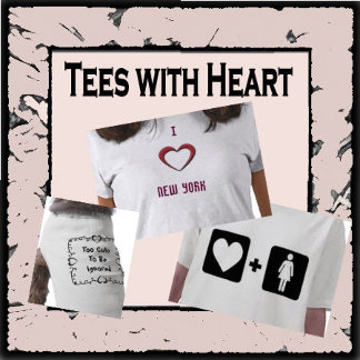 Tees with Heart