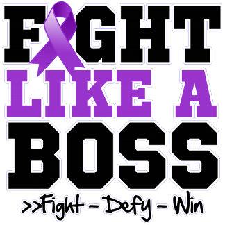 Leiomyosarcoma Fight Like a Boss
