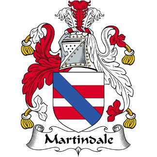 Martindale Family Crest