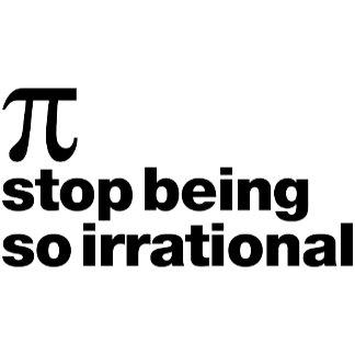 Irrational Pi