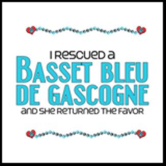 I Rescued a Basset Bleu de Gascogne (Female Dog)