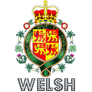 Welsh Coat of Arms