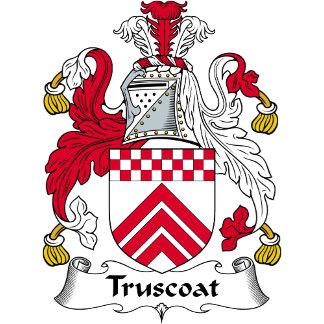 Truscoat Family Crest