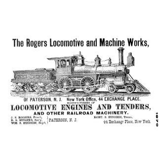 Rogers Locomotive Works