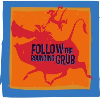 Lion King Simon & Pumbaa Follow the Bouncing Grub