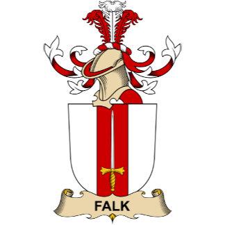 Falk Coat of Arms