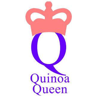 Quinoa Queen T-shirts, Totes, Mugs, Gifts