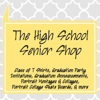 The High School Senior Shop